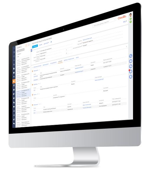 CRM для телекоммуникационных компаний от Orange Process